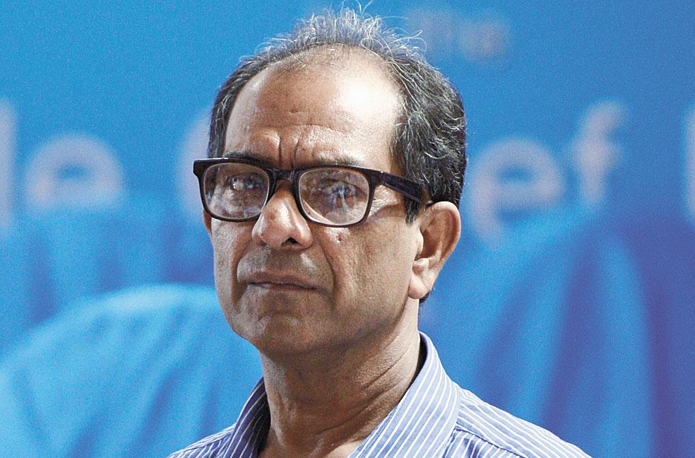 Vice-chancellor Suranjan Das