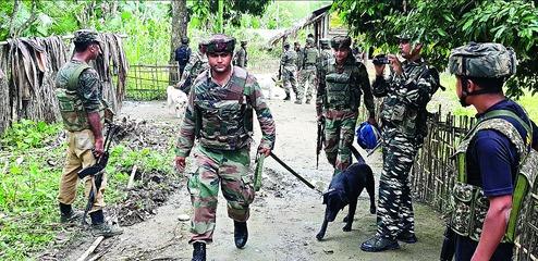 Report reveals 36% fall in NE militancy