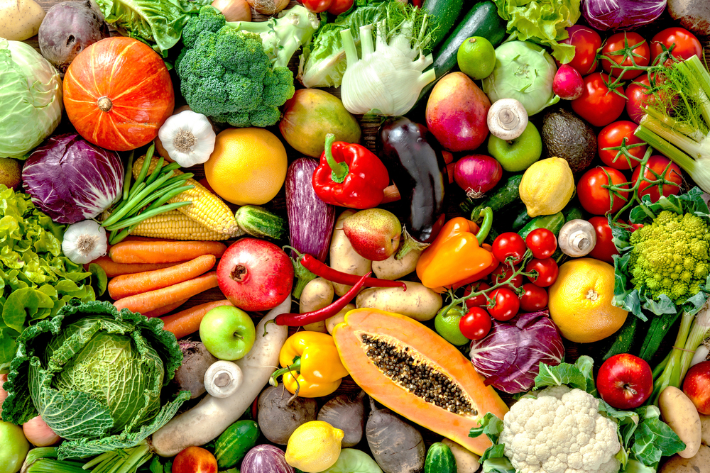 Vegetables became cheaper by 27 per cent in November compared with a 19 per cent fall in October.