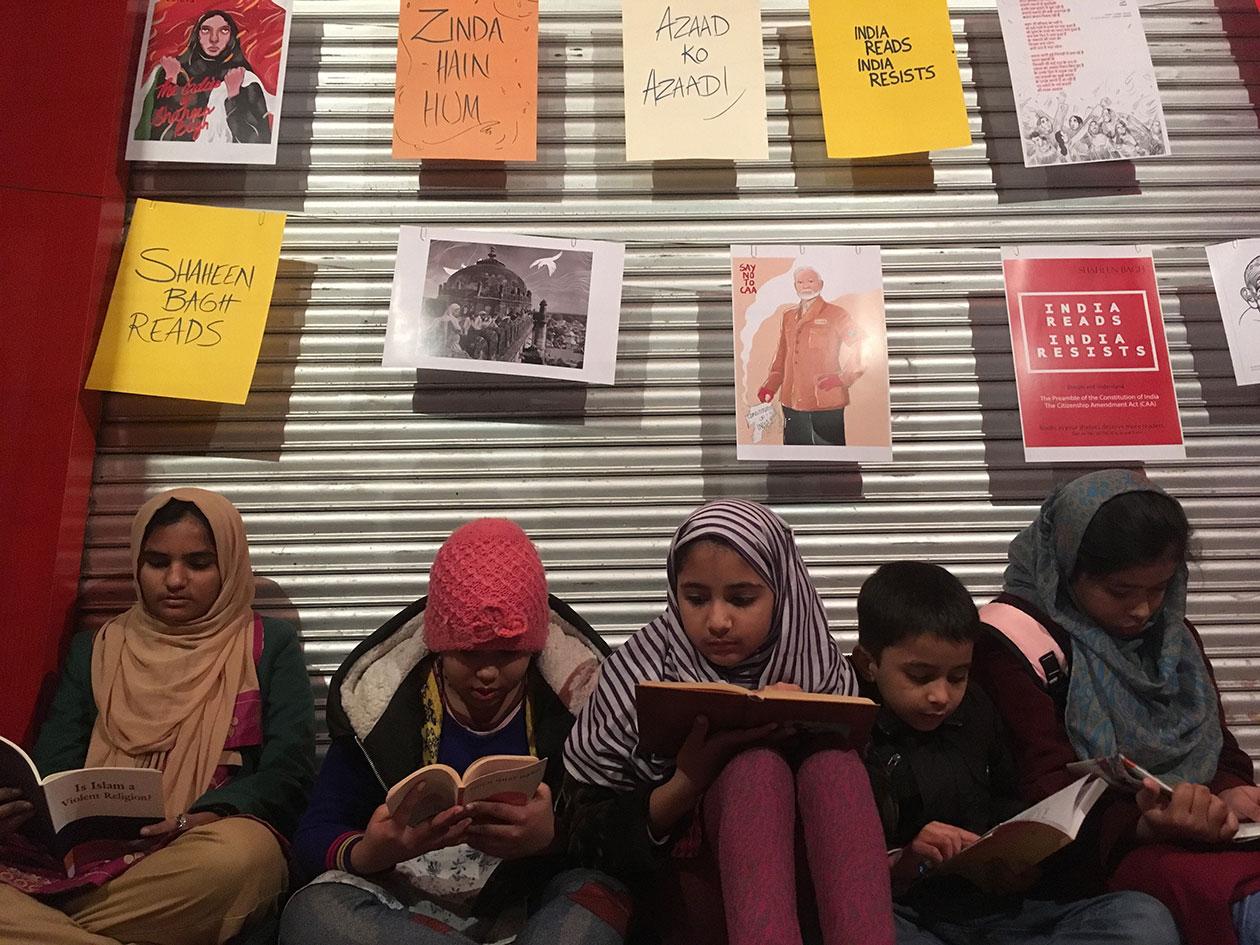 Children of protest