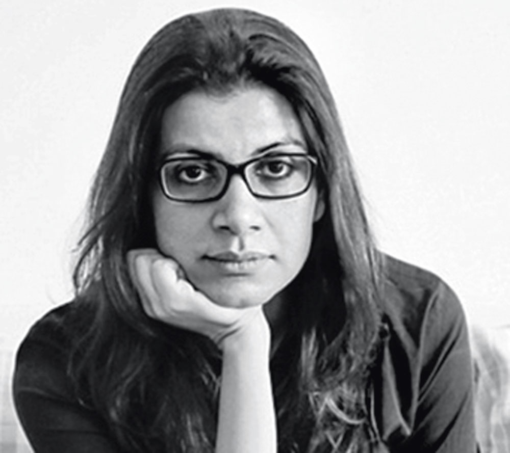 Alankrita Shrivastava, director of Lipstick Under My Burkha