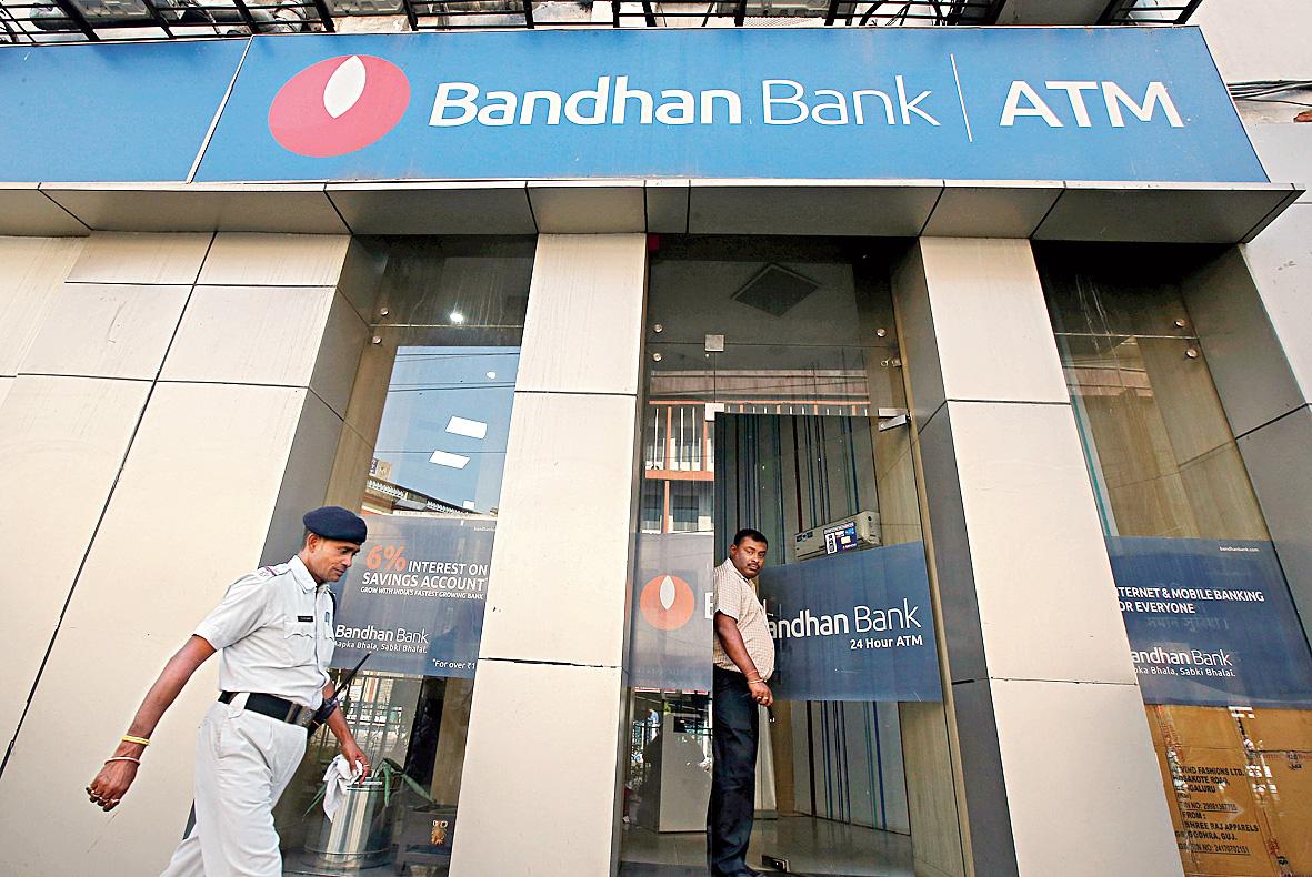 Bandhan Bank ATM