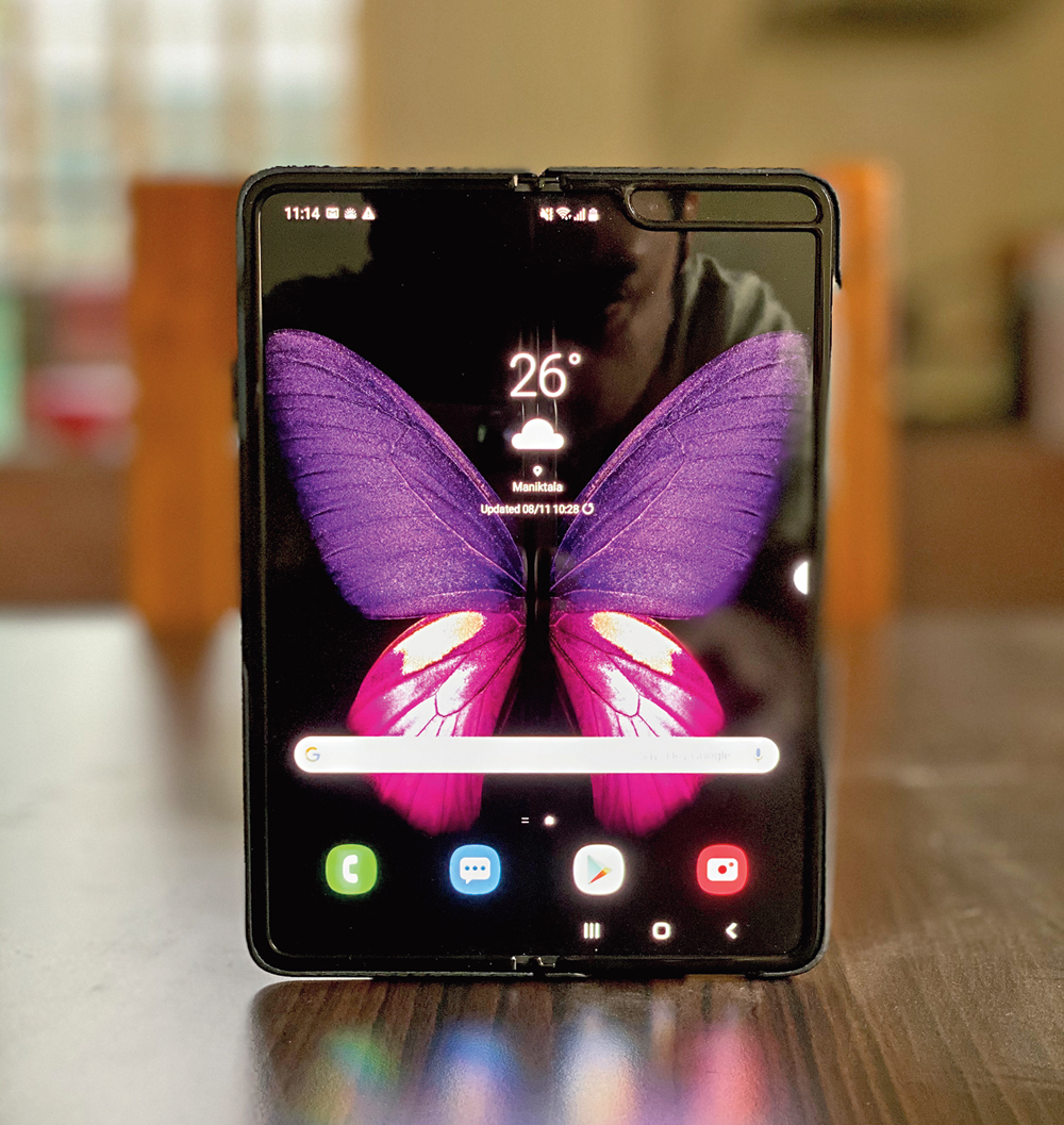 Samsung Galaxy Fold marks the beginning of a new category of mobile devices