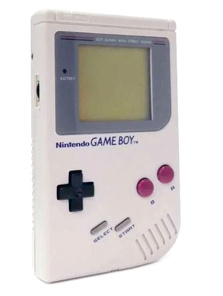 The Game Boy has had many updates over the years — from a two-tone display to a sleeker and radical design, like the Game Boy Advance SP. But the classic, bulky, greyish original will always be cherished as the console that kick-started the handheld gaming revolution.