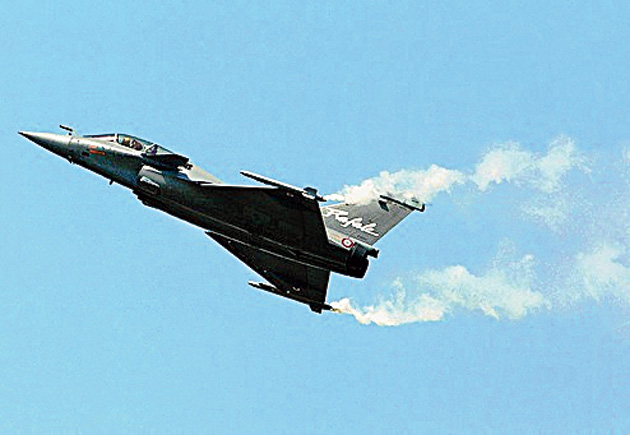 No role in picking Reliance for Rafale: Govt