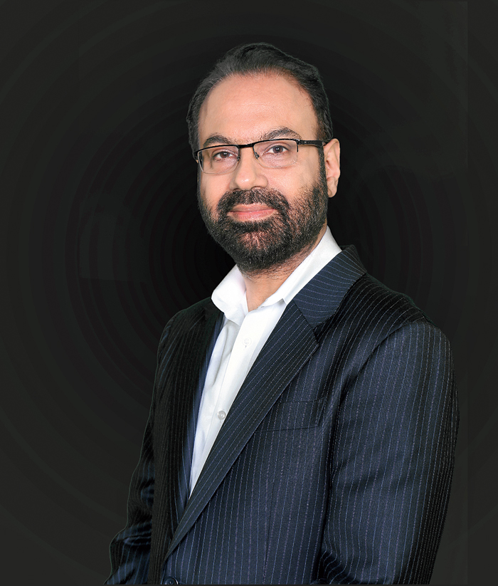 Ranjivjit Singh, chief marketing officer and senior vice-president of Samsung India
