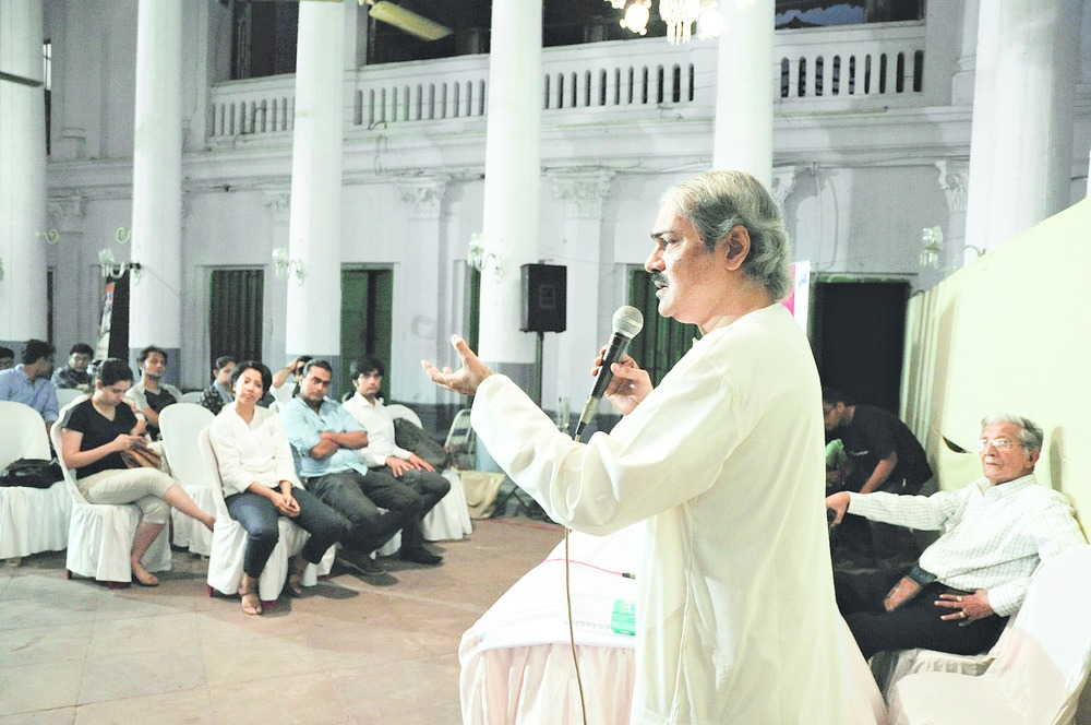 An adda run-up to heritage celebration