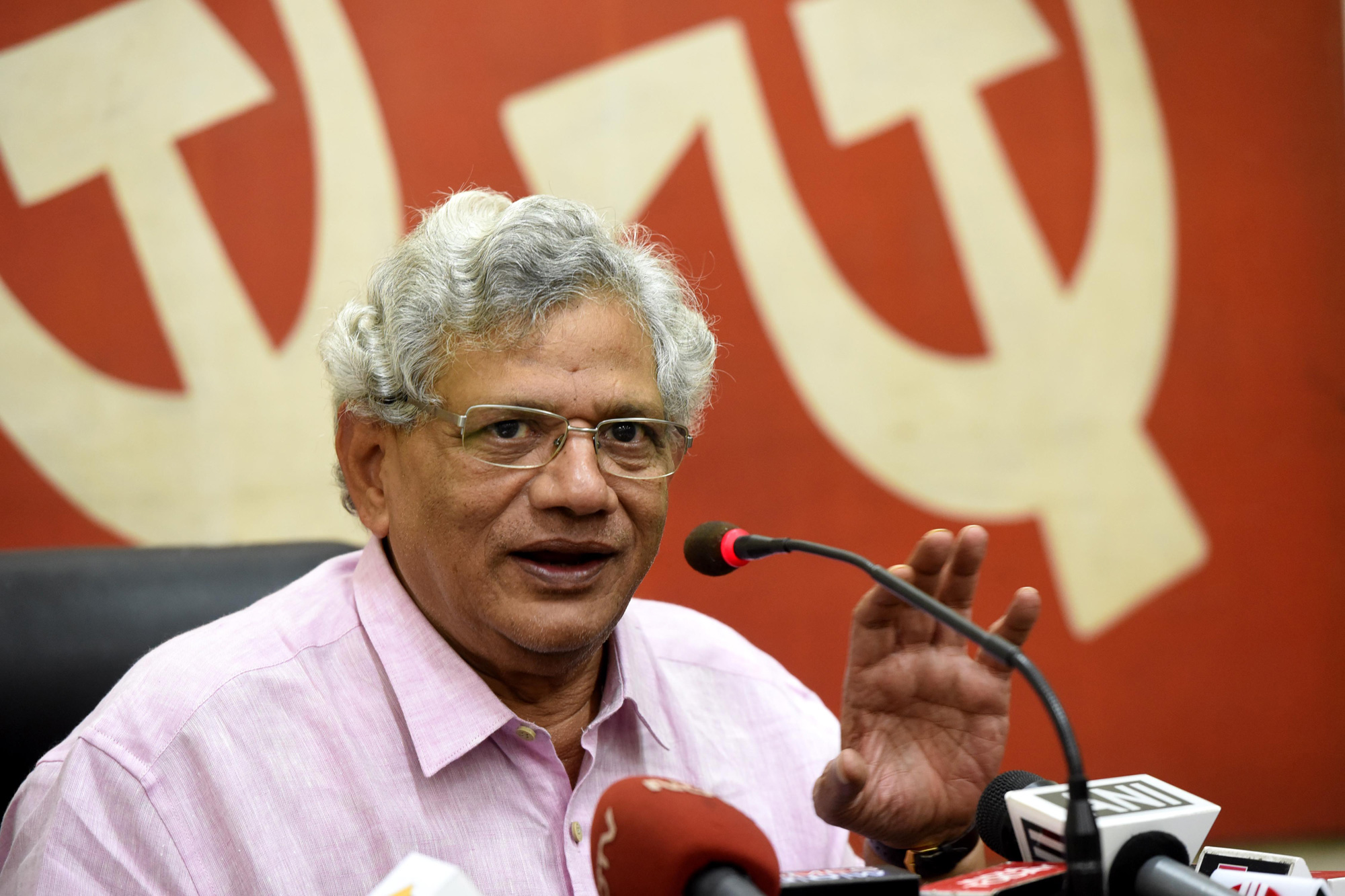 Party general secretary Sitaram Yechury has apparently suggested that Shoranur MLA P.K. Sasi not be given any position in the party immediately at the end of the suspension period.