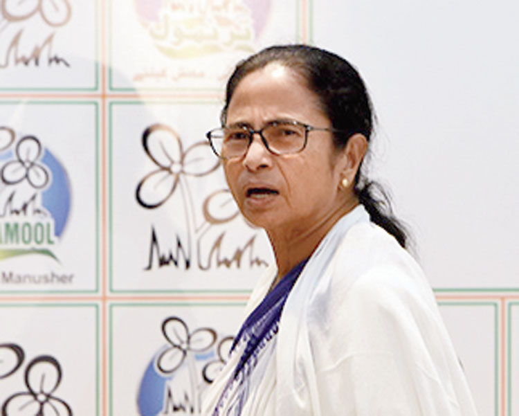 Mamata Banerjee is falling into the trap laid by the Bharatiya Janata Party
