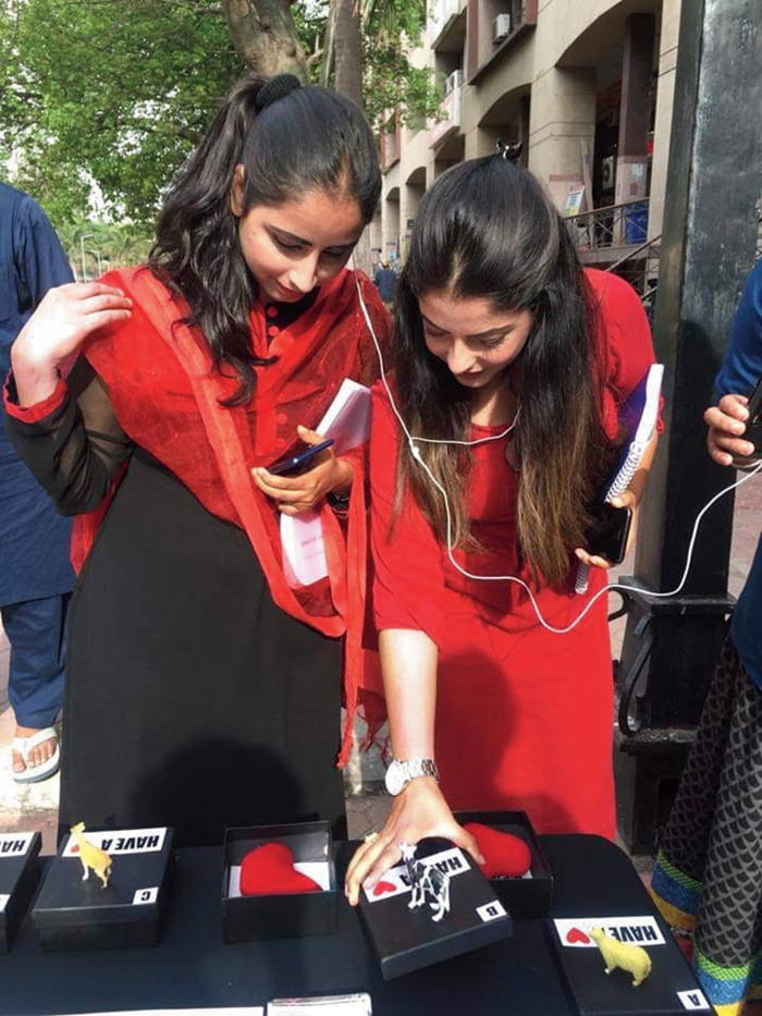 'Have a Heart' event in Jammu by FIAPO