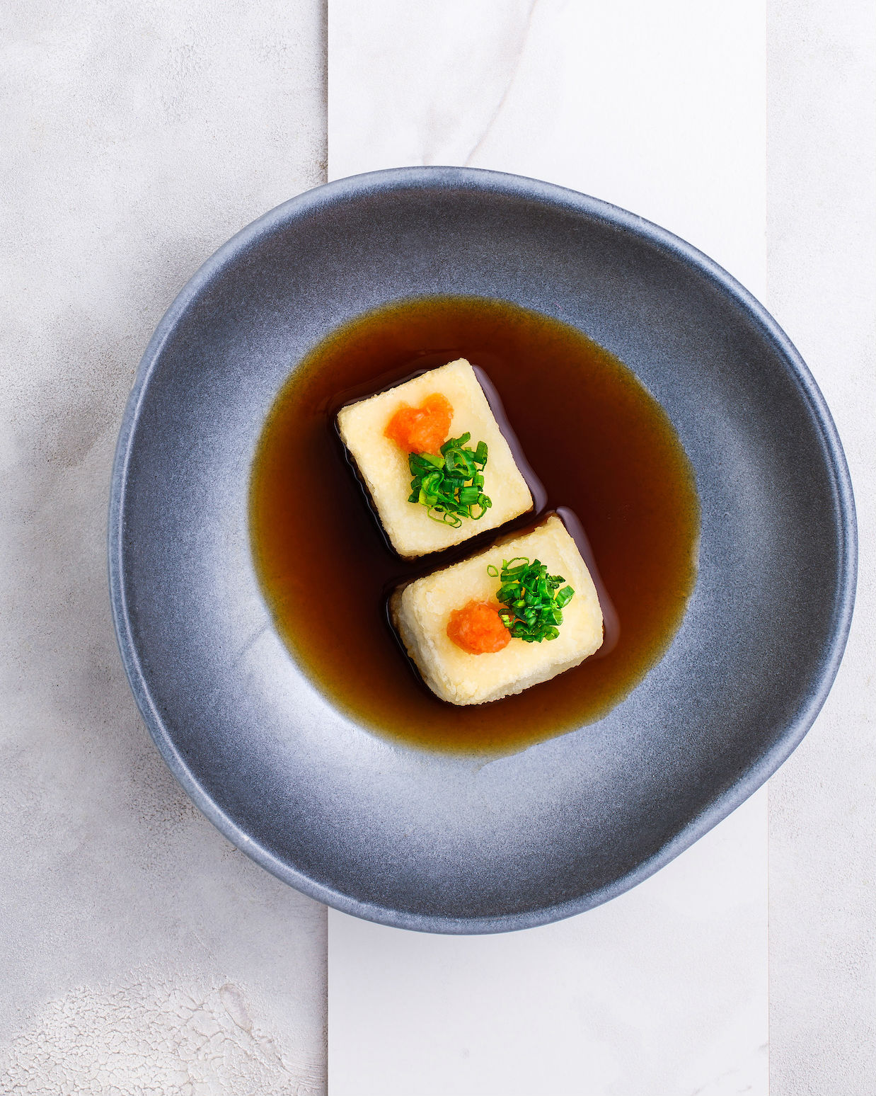 Recipe: A tofu dish for those who love Japanese food