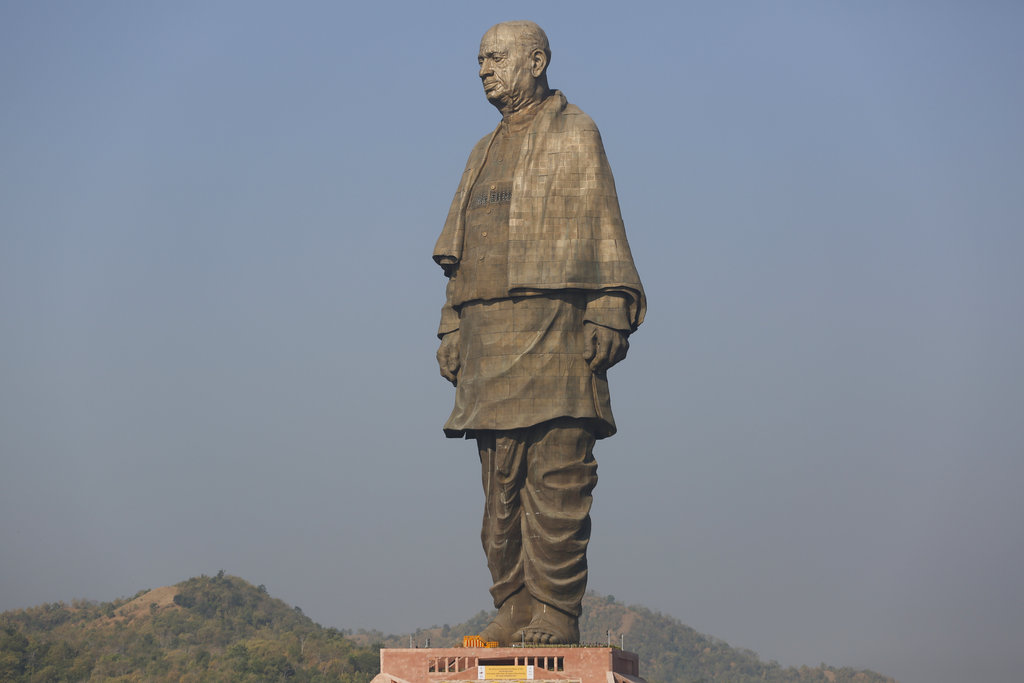 The Sardar Patel statue website: What the government wants us to know, and what it doesn't