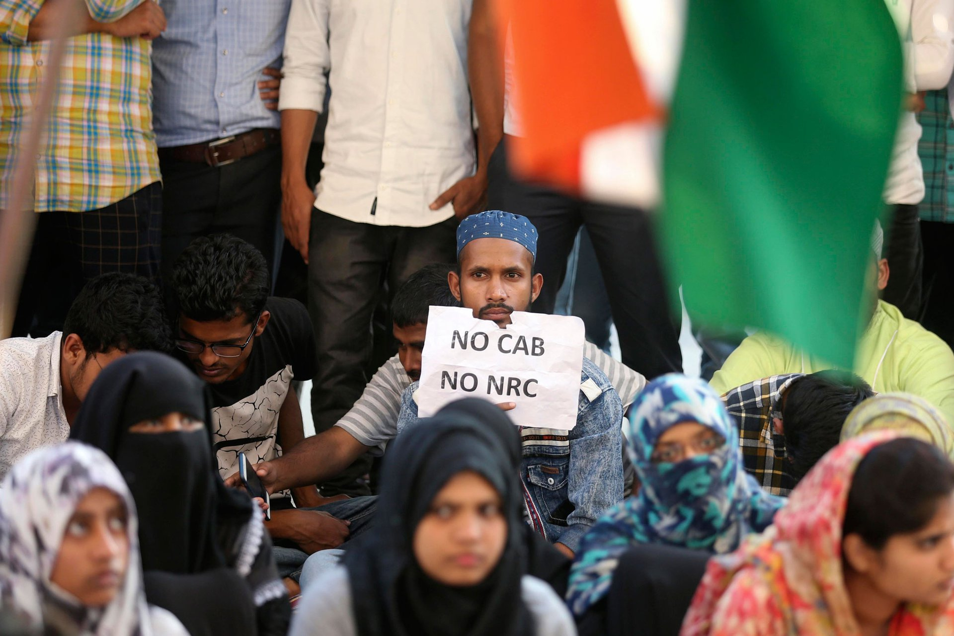 """Prime Minister Narendra Modi had on Sunday said the protesters against the Citizenship (Amendment) Act could be """"identified by their clothes""""."""