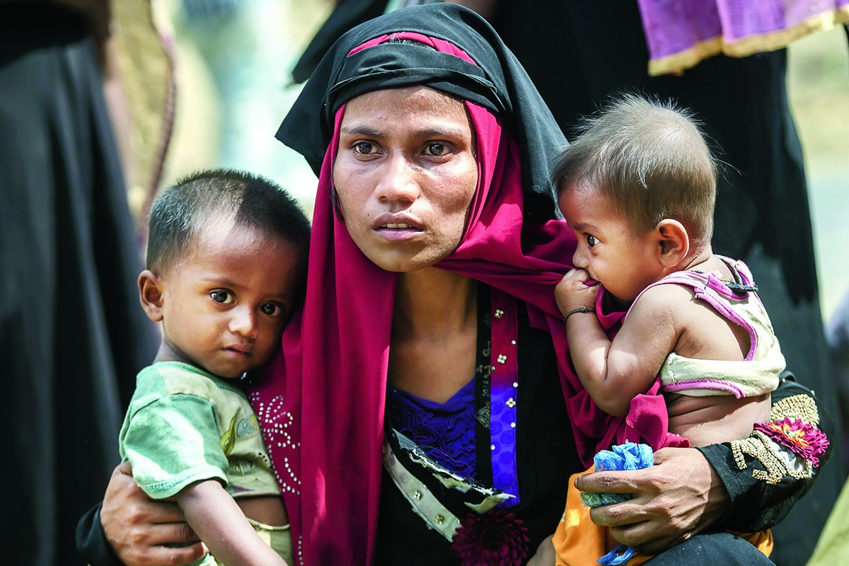 UN report seeks action on Myanmar for Rohingya refugee crisis