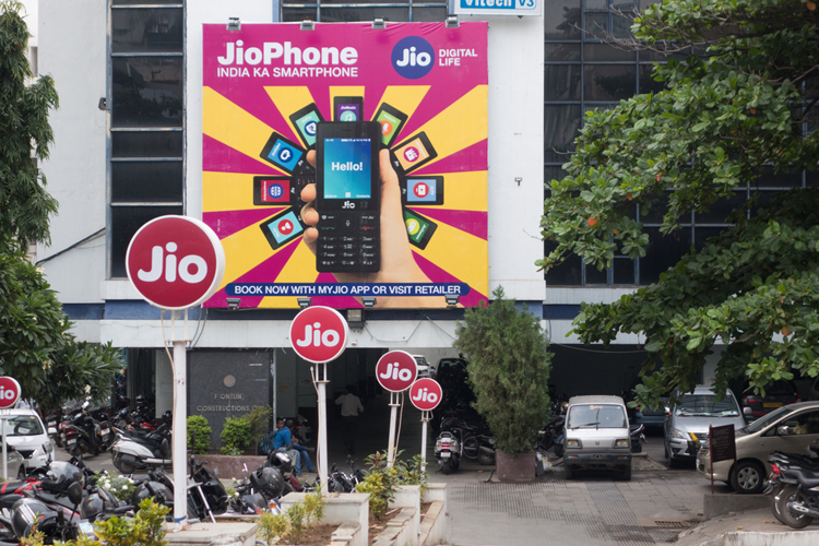 Reliance Jio, which launched its services two years ago, had disrupted the domestic telecom scenario