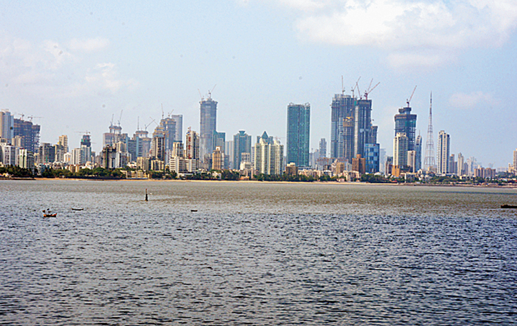 What will the Mumbai skyline look like in 30 years?
