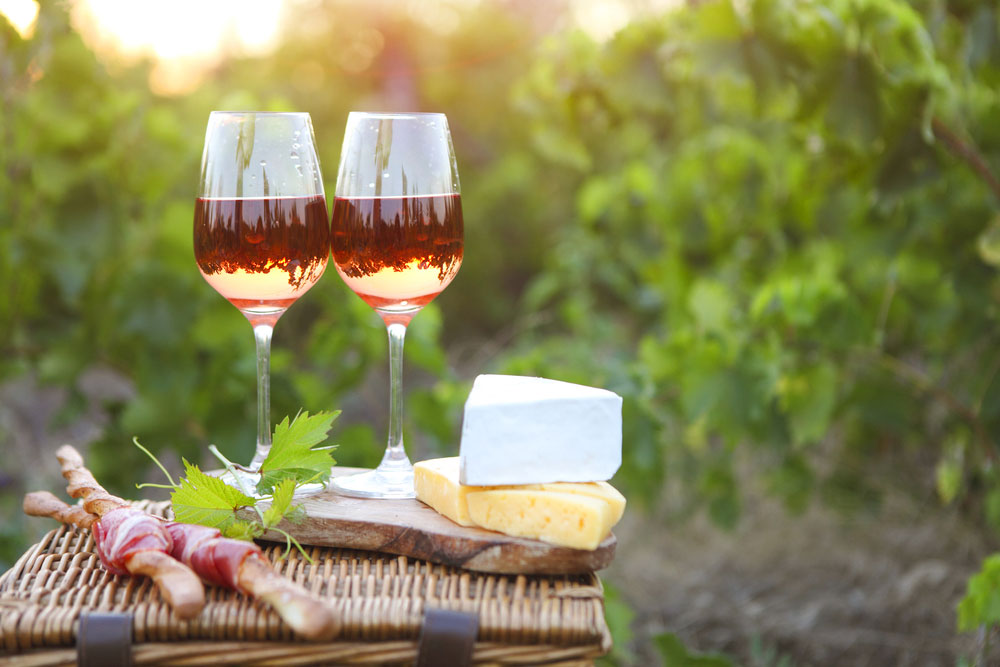 Rose wines are being made by leading wineries in India — Sula, Grover Zampa and Fratelli.