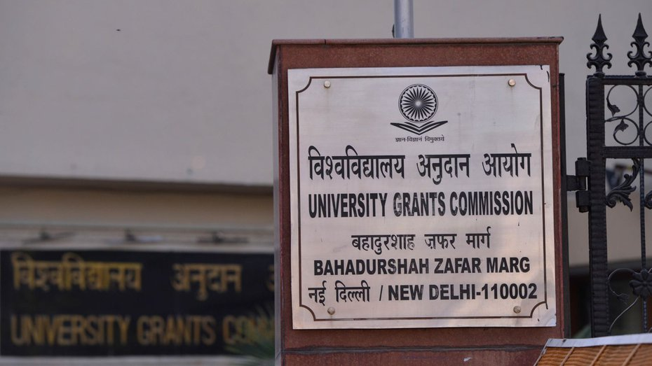 "University Grants Commission secretary Rajnish Jain wrote to all the vice-chancellors of universities and principals of government and private colleges on Wednesday, asking them to explore ""alternative payment options"" for the students."