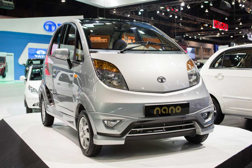 The Tatas have discontinued the Nano after poor response to its 600-cc Rs 1 lakh car. Many experts have blamed the product's utilitarian product pitch in a country where owning a car is seen as a lifestyle necessity as a reason for its failure.