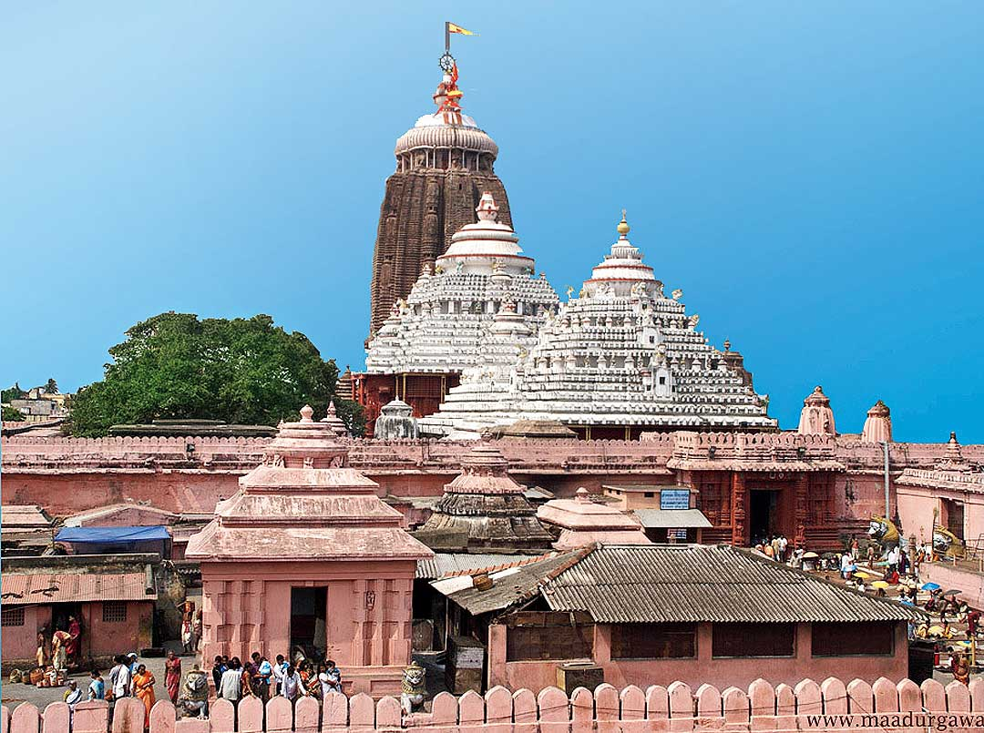 The Jagannath Temple