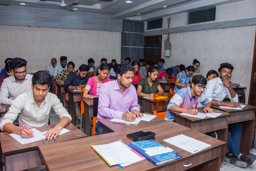 As many as 14,10,755 candidates had appeared for the exam out of which 7,97,042 qualified the test.