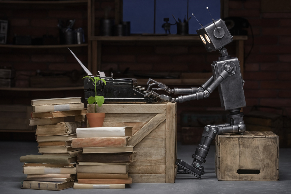 Storytelling is the final frontier that separates man from intelligent machines
