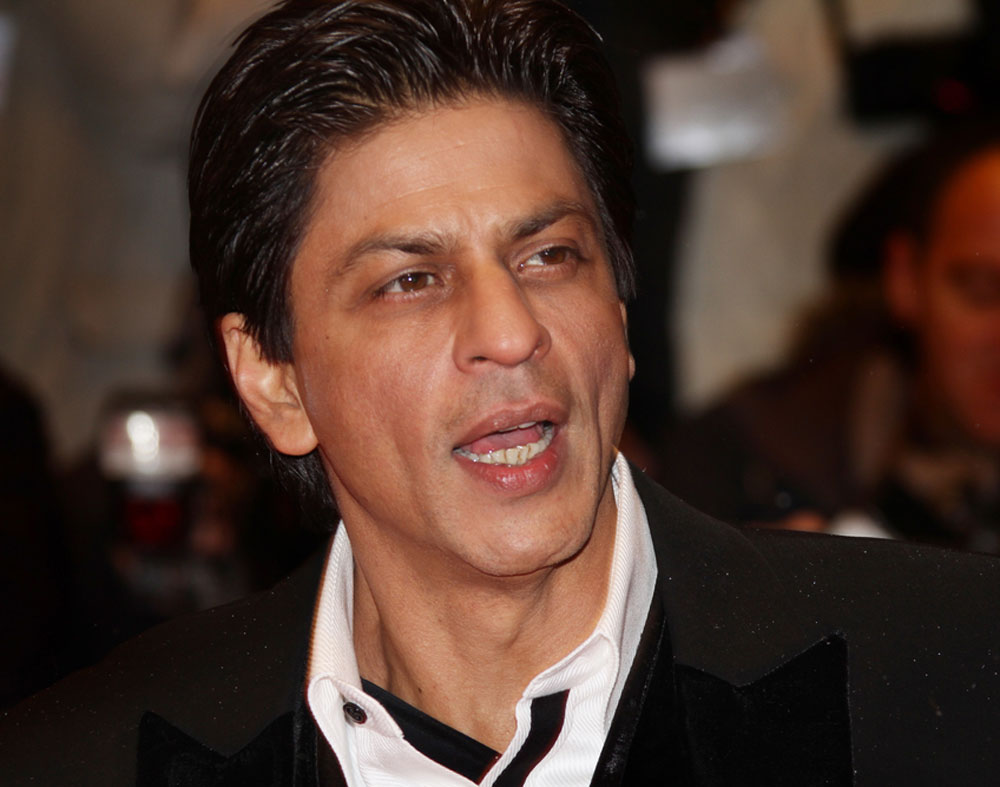 When Shah Rukh Khan takes over