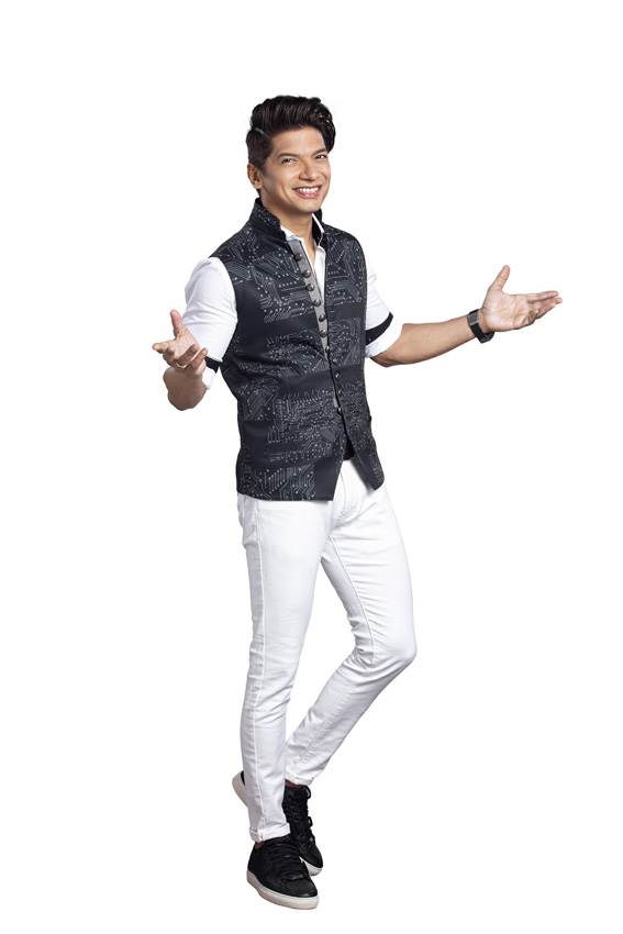 Shaan has been an integral part of the Sa Re Ga Ma Pa family over the years