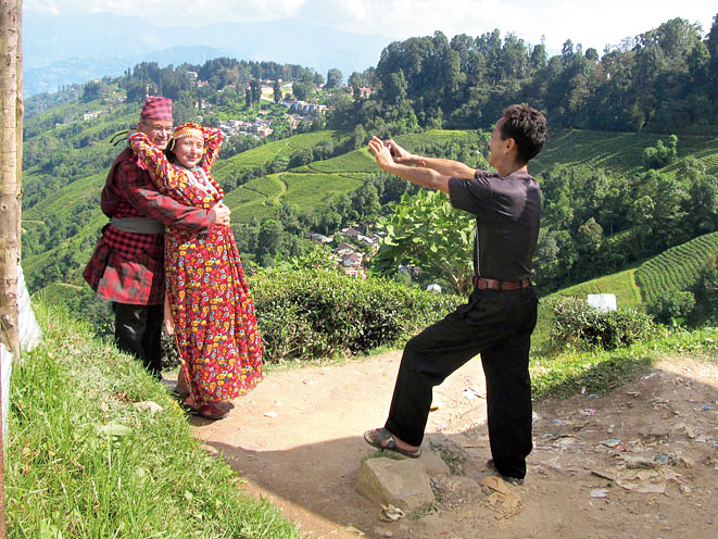 The return of peace to Darjeeling has led to the return of tourists
