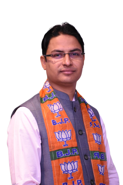 Darjeeling BJP MP Raju Bista landed at Bagdogra on Thursday — the first day when flight operations resumed at the airport.