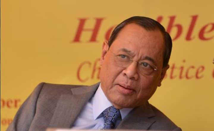 """""""Why do you want to move around? It is very cold in Srinagar,"""" Chief Justice of India Ranjan Gogoi asked."""