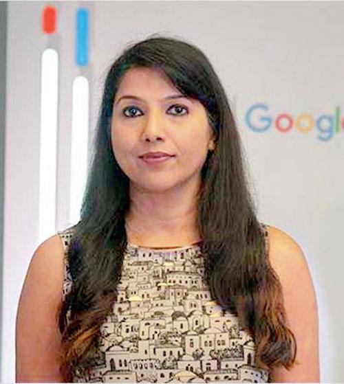 Shalini Girish, director, Google India customer solutions