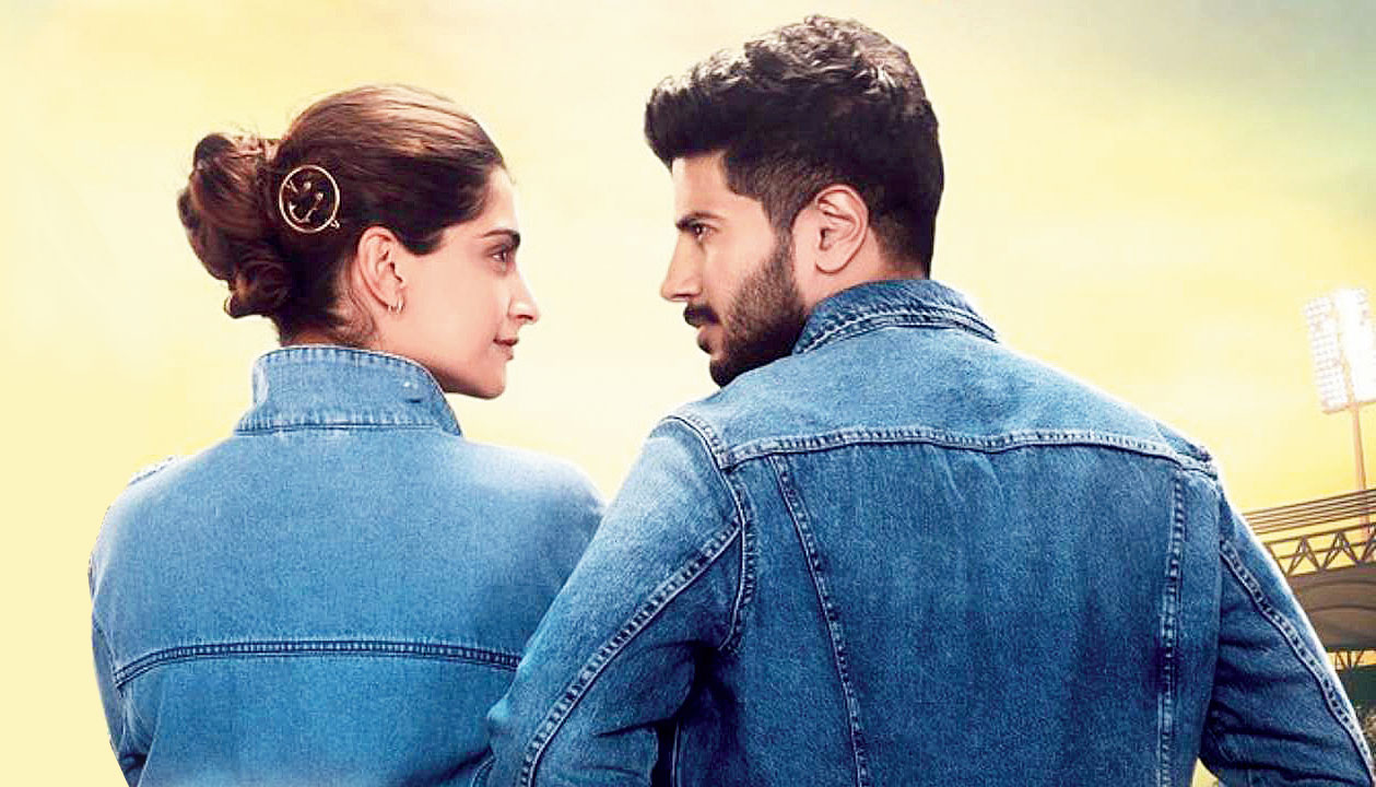 Sonam Kapoor and Dulquer Salmaan in The Zoya Factor, releasing on September 20