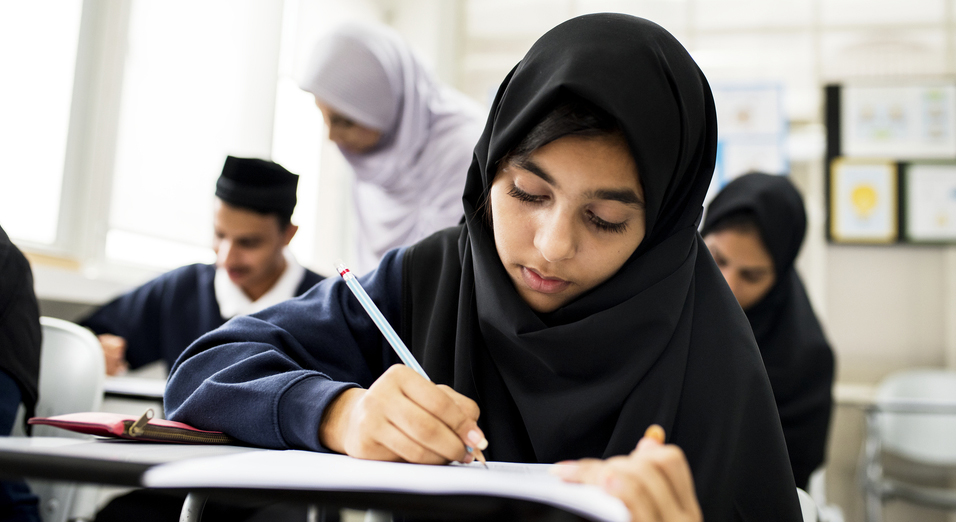 A lower birth rate suggests that education is finding greater spread among Muslim girls, and perhaps Muslim women are being able to make decisions about their own health and their children's well-being more than before.