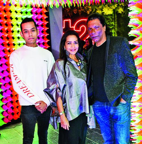 Agnivesh,  Esha and Arijit Dutta