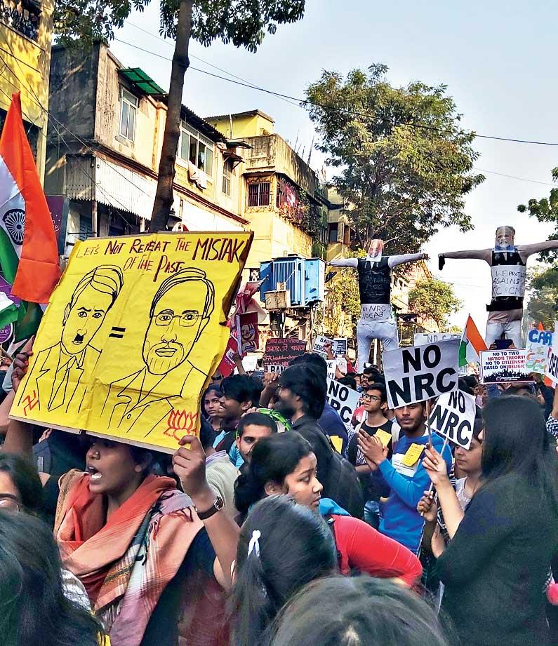 Is India sliding towards some kind of Sha-uh?