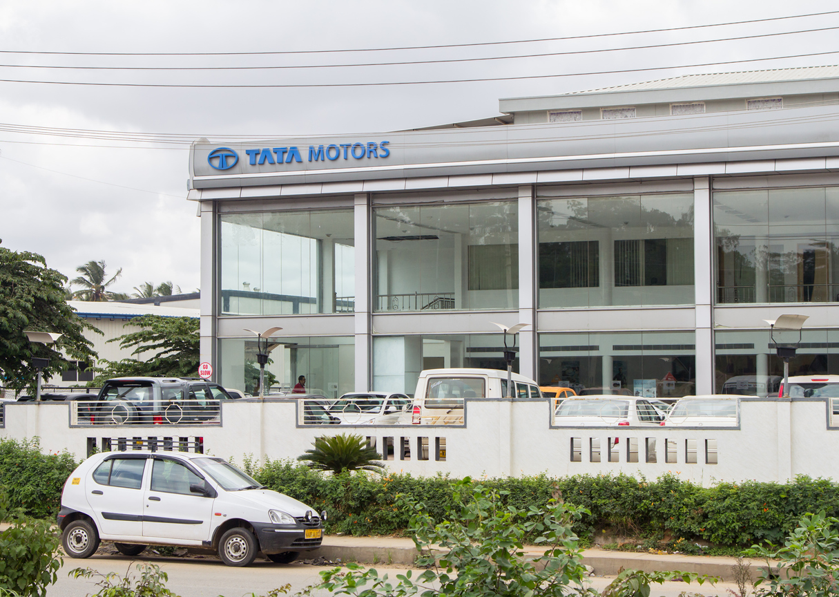 Tata Motors Reports Q2 Net Loss At Rs 188 Crore Telegraph India