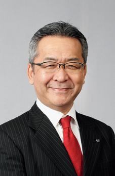 Kazutada Kobayashi, the president and CEO of Canon India
