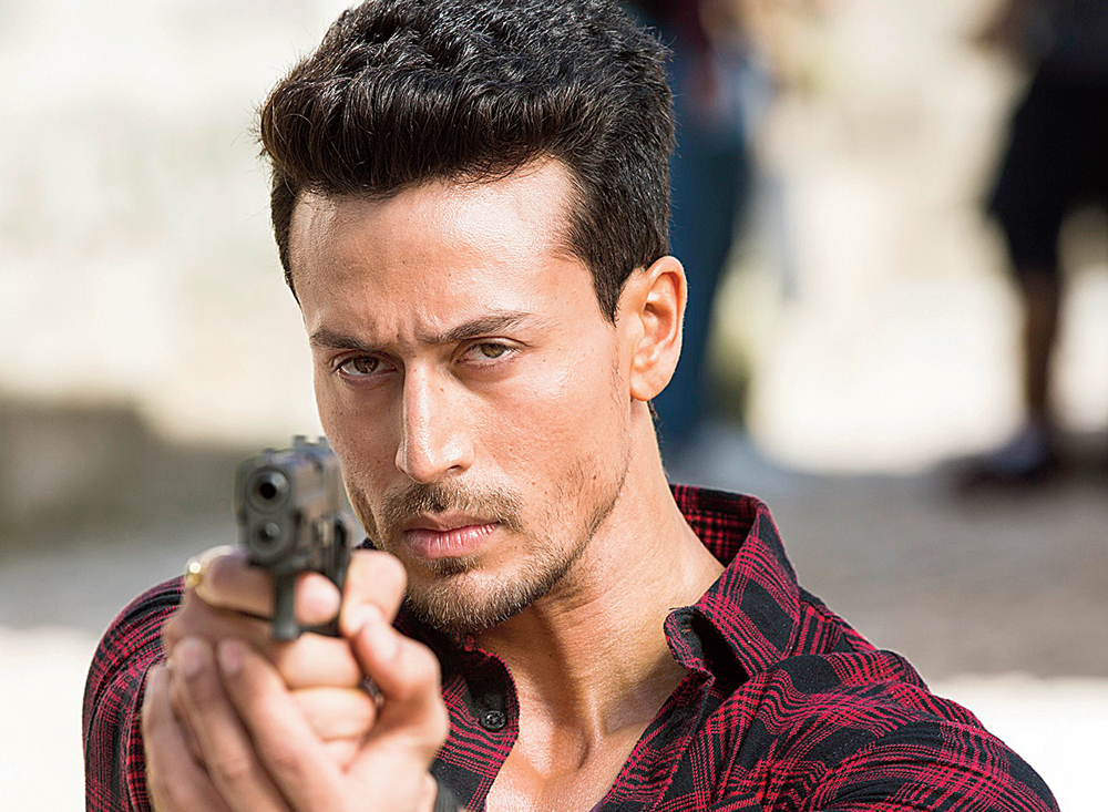 I feel blessed that I have got an identity so early on in my career: Tiger Shroff