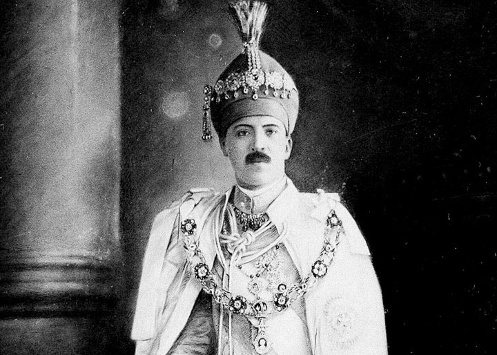 Osman Ali Khan, Asaf Jah VII (1886 - 1967), the Nizam of Hyderabad