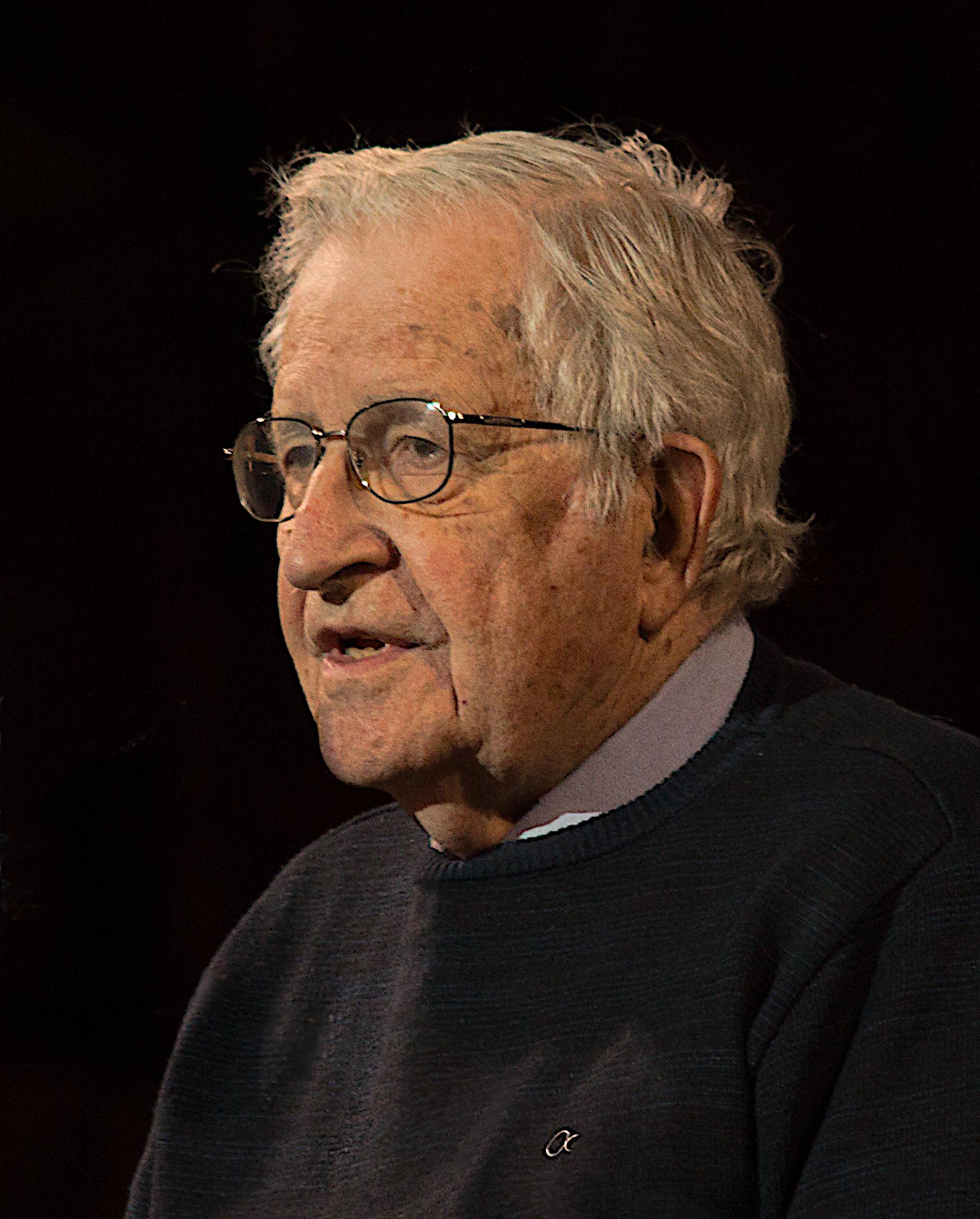 Government destroying secular democracy: Noam Chomsky