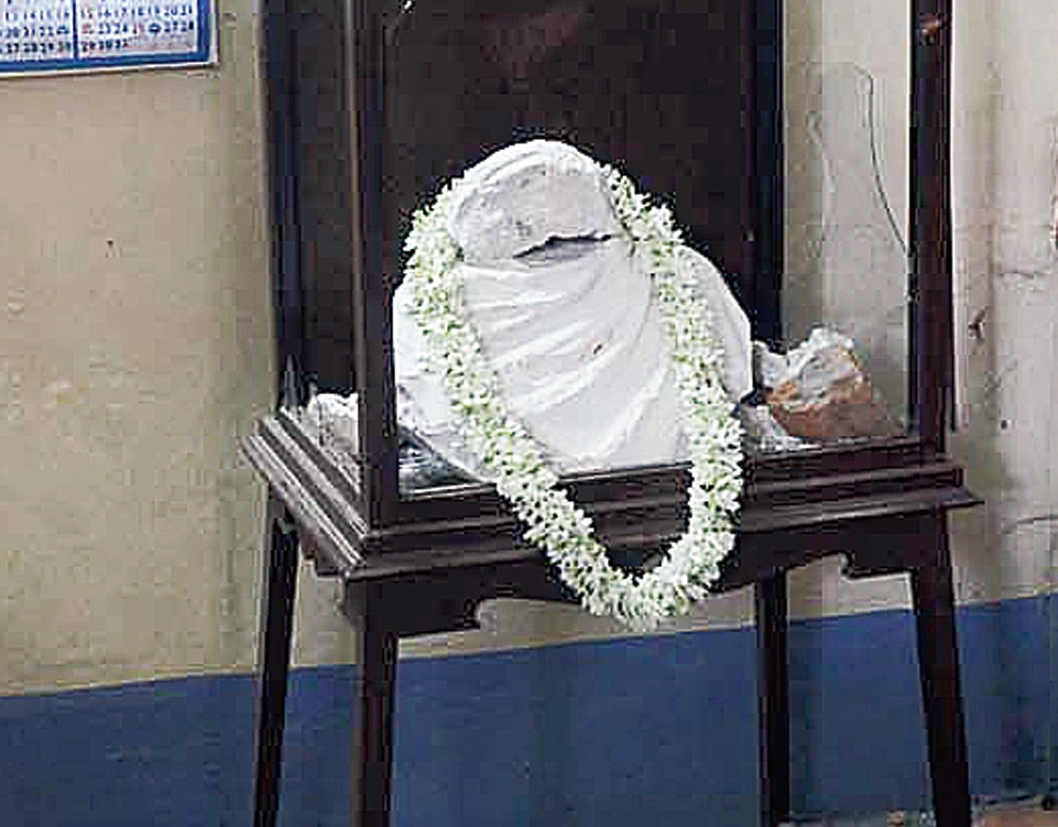 The bust after Tuesday's attack