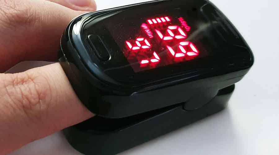 Pulse oximeter is a low-cost non-invasive device that is used to check the oxygen level in blood, a measurement that is considered critical in the diagnosis and treatment of Covid-19 patients