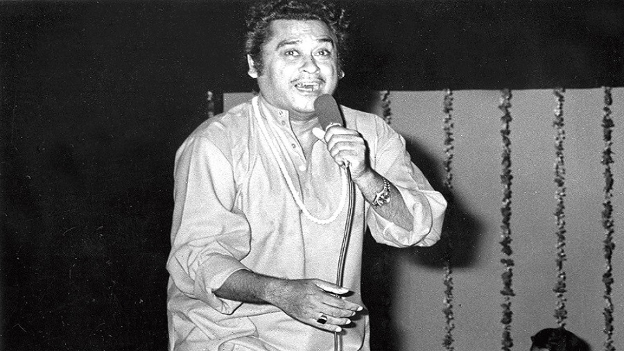 Kishore Kumar composed around 120 songs, a feat not too insignificant