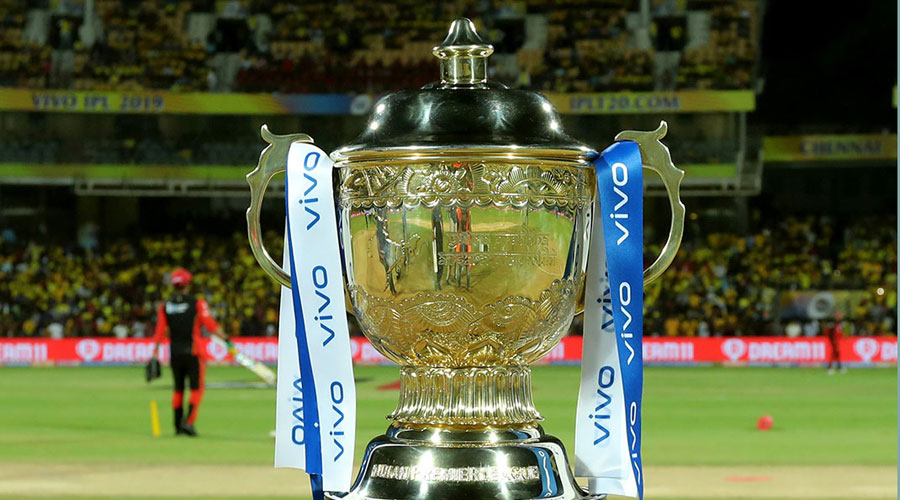 All this happened on a day when IPL chairman Brijesh Patel confirmed The Telegraph's report that Vivo would be back as the title sponsors for the 14th edition of the tournament.
