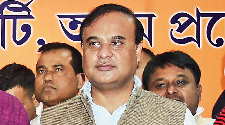 """Himanta Biswa Sarma said if appropriate behaviour is maintained for a few more days then he can """"confirm that flattening of the curve has begun in Assam"""""""