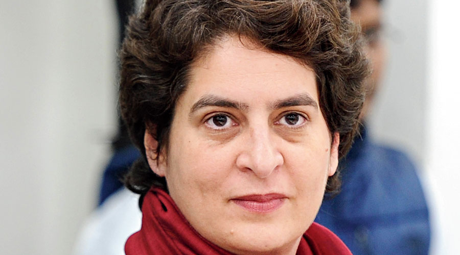 Priyanka Gandhi Vadra.