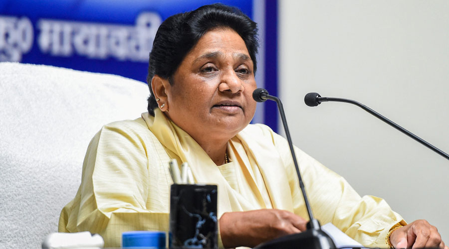 Bahujan Samaj Party leader Mayawati