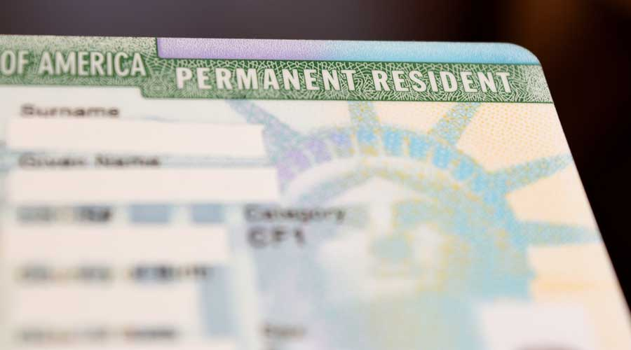 Currently, there is a backlog of almost one million foreign nationals lawfully residing in the US who have been waiting to receive Green Cards.