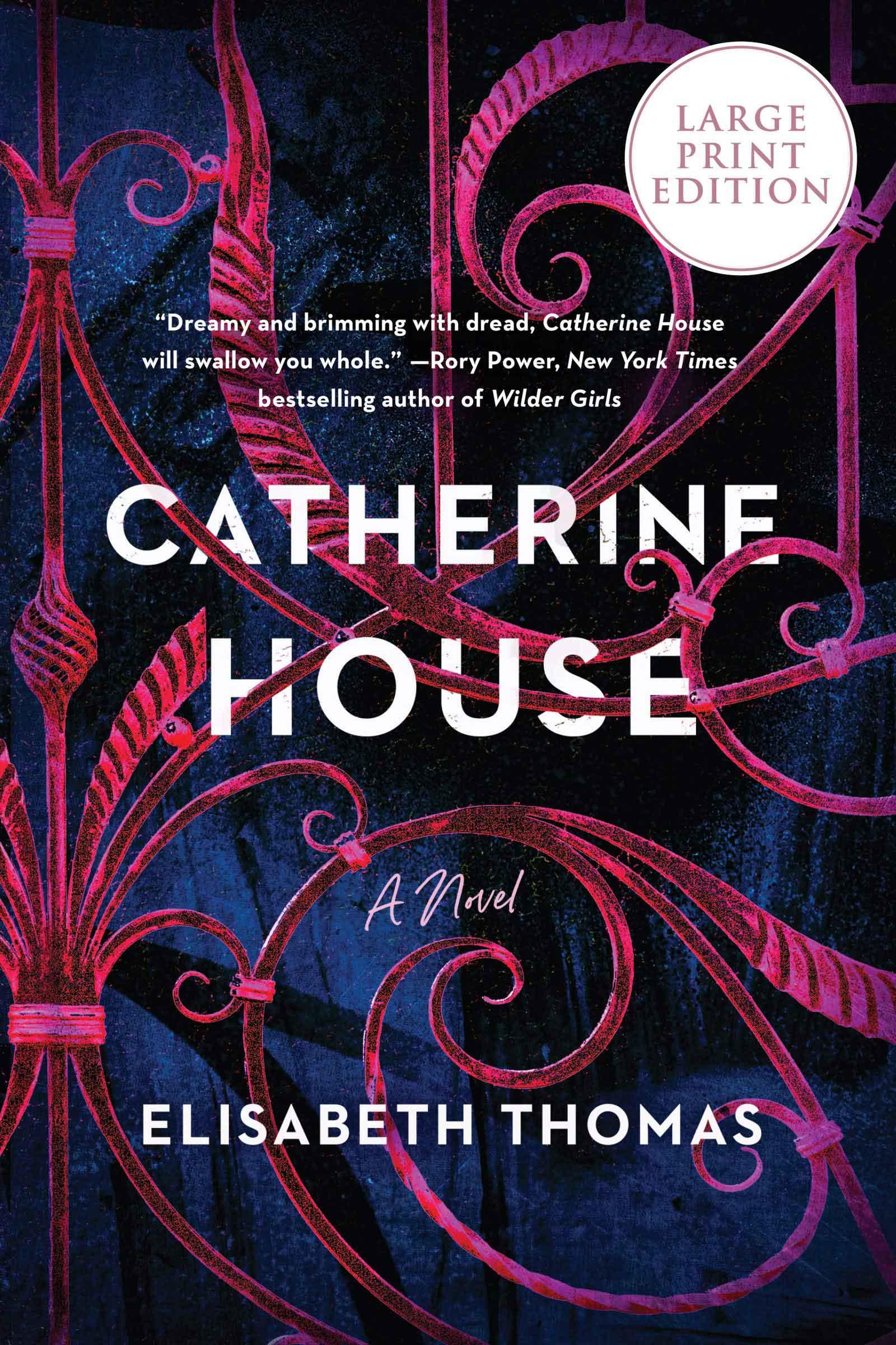 Catherine House by Elisabeth Thomas, Tinder, £16.99